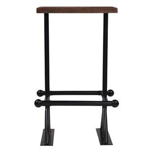 Esteban Wooden Bar Table Image