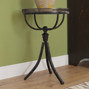 Solomon End Table by Three Posts