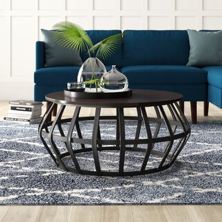 Arcturus Coffee Table with Tray Top by Mercury Row SKU:AA200193 Shop