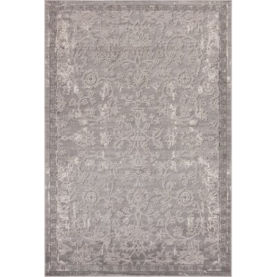 6 X 9 Gray Amp Silver Area Rugs You Ll Love In 2020 Wayfair