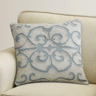 Rushford Linen Throw Pillow