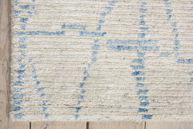 17 Stories Aroon Hand Knotted Beige Area Rug Wayfair