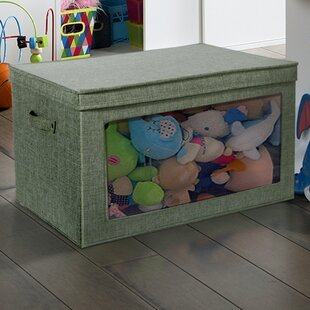 Read Reviews Fabric Storage Box By Rebrilliant