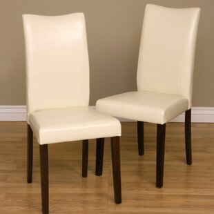Shino Upholstered Dining Chair (Set of 2) Warehouse of Tiffany