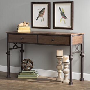 Breana Console Table by Tr..