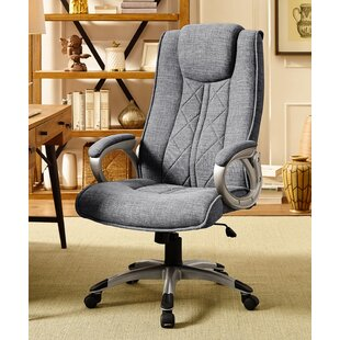 St. Marcus Swivel Executive Chair by iNSTANT HOME Best #1
