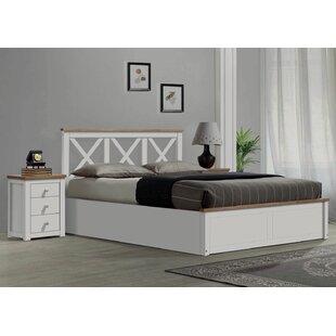 Adison European Kingsize (160 X 200cm) Bed Frame By August Grove