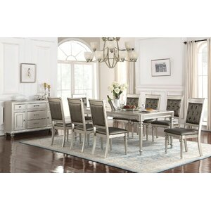 Blumer 9 Piece Dining Set