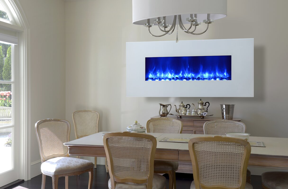 Dynasty Miami LED Wall Mount Electric Fireplace Reviews