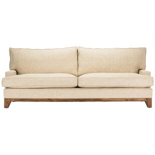 Price Check Kirby Upholstered Sofa by Jaxon Reviews (2019) & Buyer's Guide