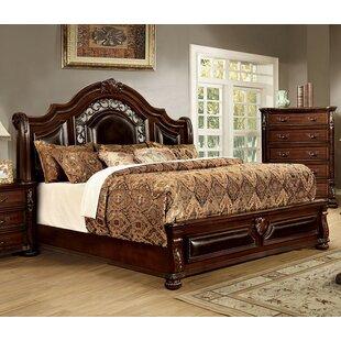 Garvey Upholstered Panel Bed