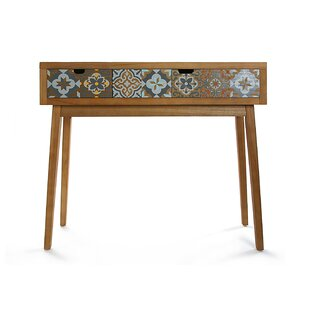 Amelkis Console Table By World Menagerie