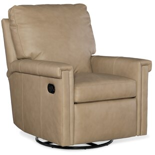 Kara Leather Manual Wall Hugger Recliner