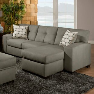 Chelsea Home Rockland Reversible Sectional