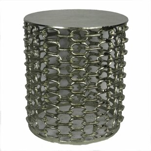 Artoria Durable Metal Garden Stool by Everly Quinn