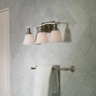 Hinkley Lighting Bolla 3-Light LED Vanity Light