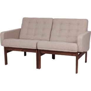 dCOR design Ellen Loveseat