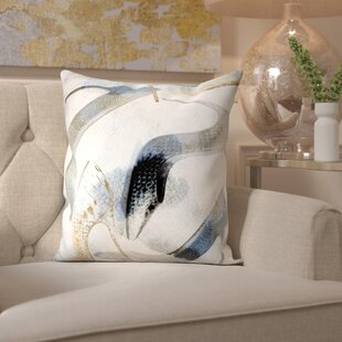 Tadley Velvet Throw Pillow