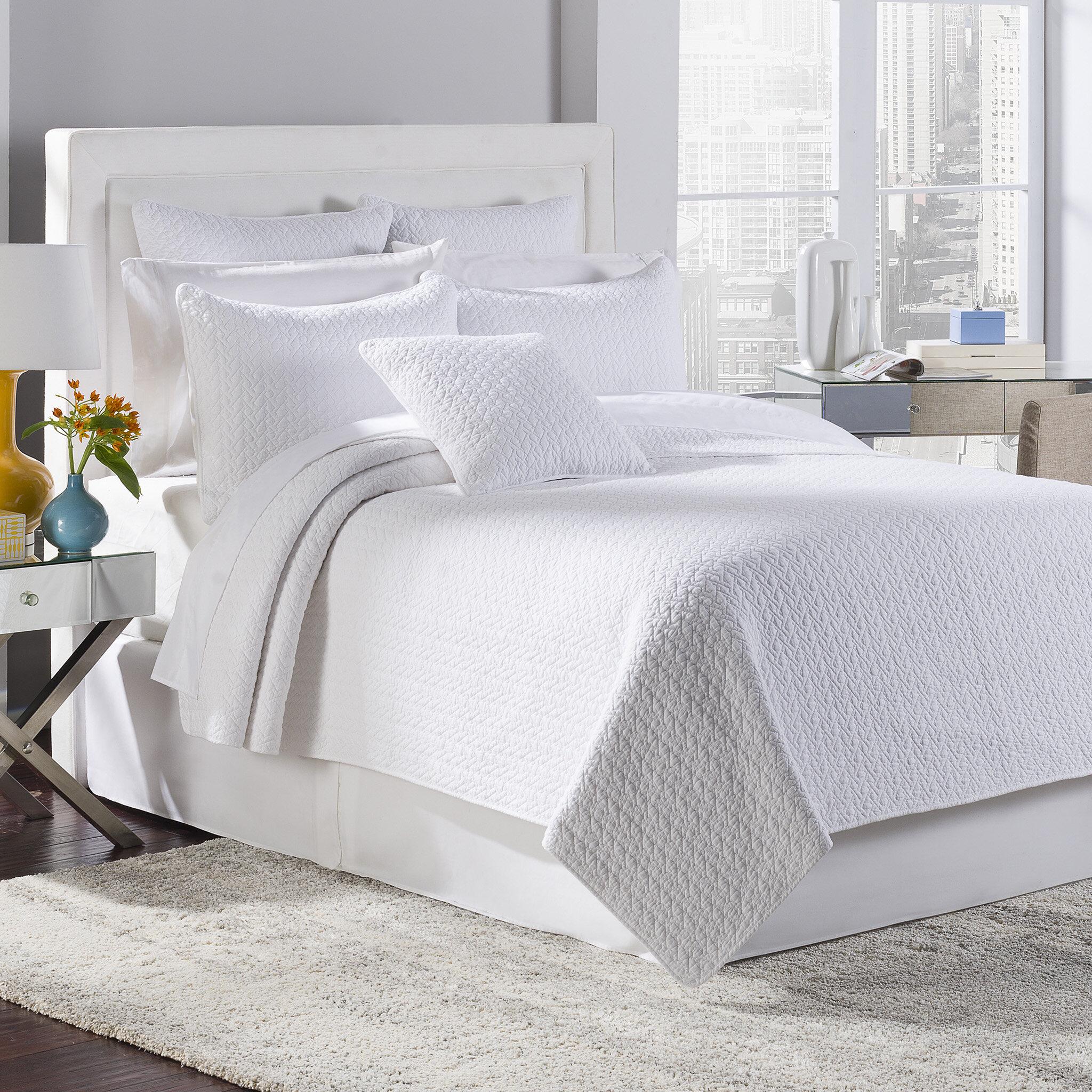 Gracie Oaks Mahesh Reversible Quilt Set & Reviews | Wayfair