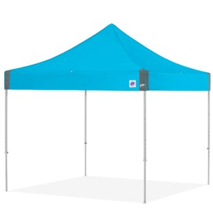 Eclipse 10 Ft. W x 10 Ft. D Aluminum Pop-Up Canopy by E-Z UP