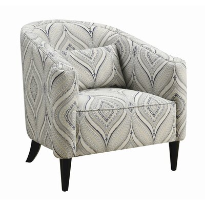 Claxton Traditional Multi-color Accent Chair Decor+