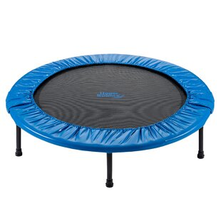 Upper Bounce Mini Foldable Rebounder Fitness 5' Trampoline