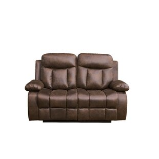 Gladeview Reclining Loveseat by Red Barrel Studio Great price