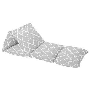 Trellis Floor Pillow Lounger Cover