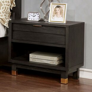 Avina 1 Drawer Nightstand by Foundry Select