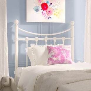 Find for Archie Twin Metal Headboard ByViv + Rae