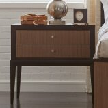World Menagerie Coletta 2 Drawer Nightstand