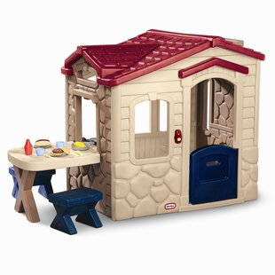 Picnic On The Patio 3.96' X 3.08' Playhouse By Little Tikes