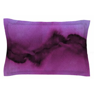 Ebi Emporium 'The Vibe' Watercolor Sham by East Urban Home Discount