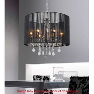 6-Light Pendant by CWI Lig..