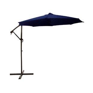 LB International 9.5' Cantilever Umbrella