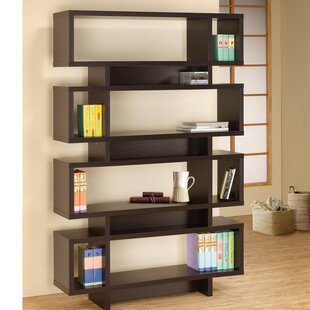 Dinan Geometric Bookcase