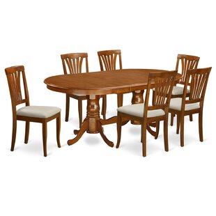 Germantown 7 Piece Extendable Dining Set ..