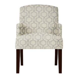 Langley Street Arturo Gray Arm Chair