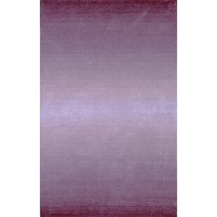 Look for Belding Hand-Tufted Wool Purple Area Rug By Brayden Studio