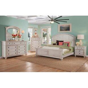 Sedona Panel Bed