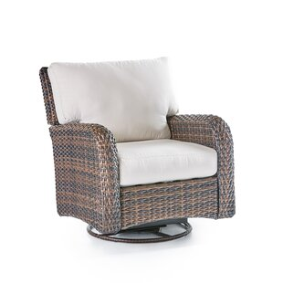 Mccauley Glider Chair with Cushion by Rosecliff Heights