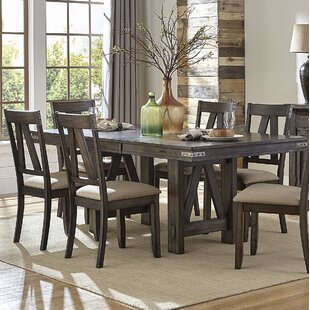 Gracie Oaks Elyssa Extendable Dining Table