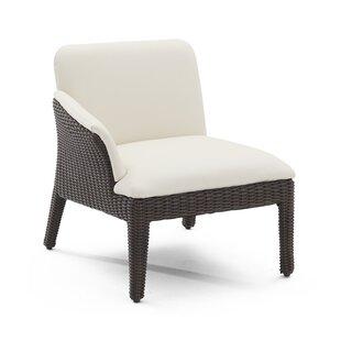 Brayden Studio Harman Modular Left Facing Arm Chair