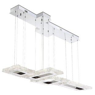 Orren Ellis Russel Configurable 4-Light LED Pendant