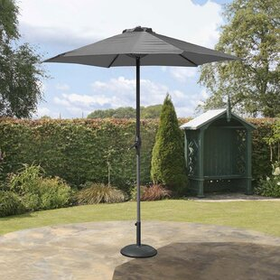Isanti 2.2m Traditional Parasol By Sol 72 Outdoor