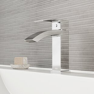 VIGO Satro Single Hole Bathroom Faucet