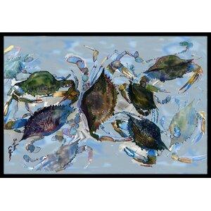 Crab Doormat