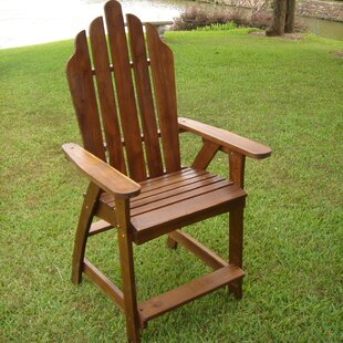 Pine Hills Solid Wood Adirondack Chair (Set of 2)