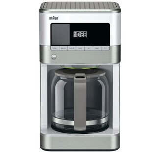 Braun 12-Cup BrewSense Drip Coffee Maker