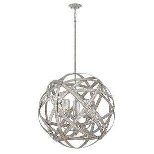 Brayden Studio Proto 5-Light Outdoor Pendant